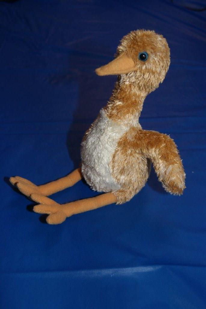 Photo of Plush Sandhill Crane Chick