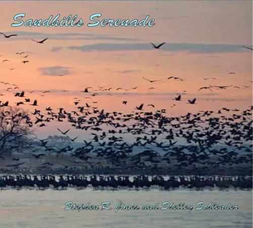 Photo of cover of Sandhills Serenade CD